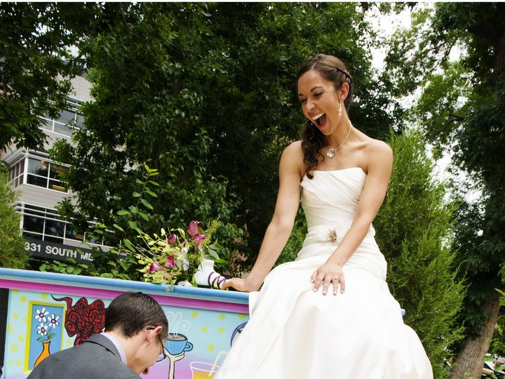 Tmx 1415649286114 Just Married Whitney Levi Gallery One 0444 Fort Collins, Colorado wedding dress