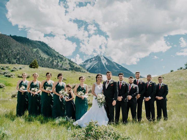 Tmx 1532366628 F178d1f738ba7715 1532366626 3b43cc2f14a0cccf 1532366604725 3 411742B4 E1BC 4C01 Bozeman, MT wedding beauty