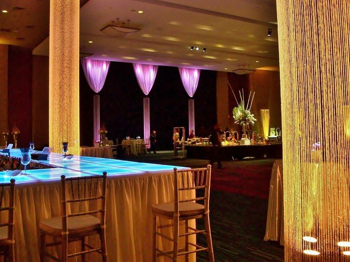 Tmx Golden Crystal Columns 51 515796 158858982244753 Lexington, SC wedding eventproduction