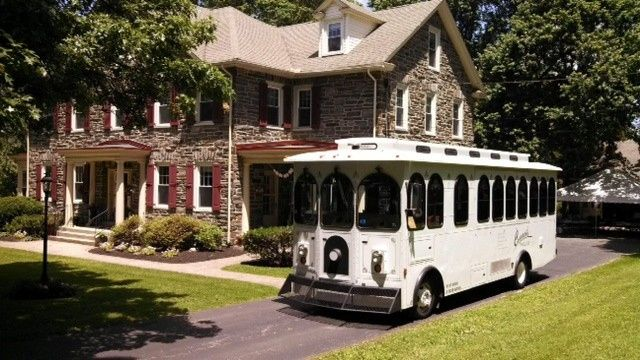 Tmx 1432316717273 Trolley Philadelphia, Pennsylvania wedding transportation