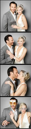 Classic photo booth strips? You got it!