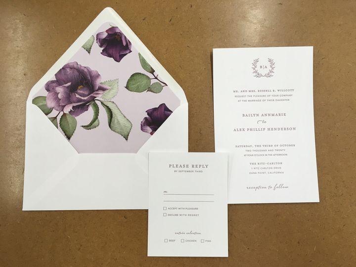 Tmx Bailen 51 107796 1569377928 Wynnewood, PA wedding invitation
