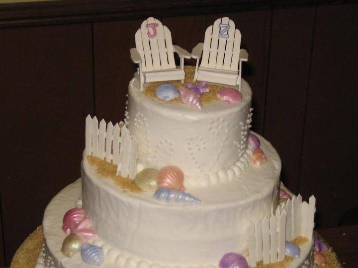 Tmx 1431565891583 Beach 12 Plymouth wedding cake