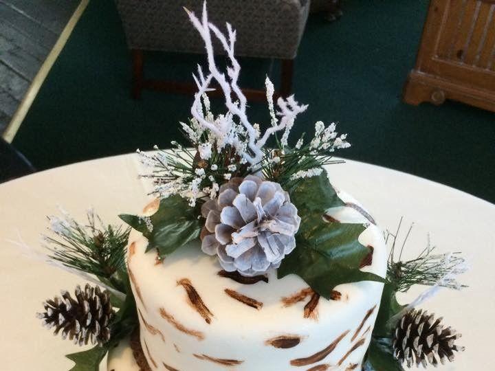 Tmx 1431566101924 Wed35 Plymouth wedding cake