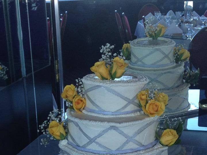 Tmx 1431566139621 Wed50 Plymouth wedding cake