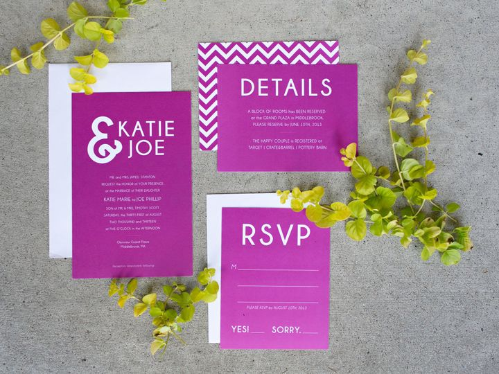 Tmx 1438123368054 Dlvtheinvitationpost36 Forest Lake wedding invitation