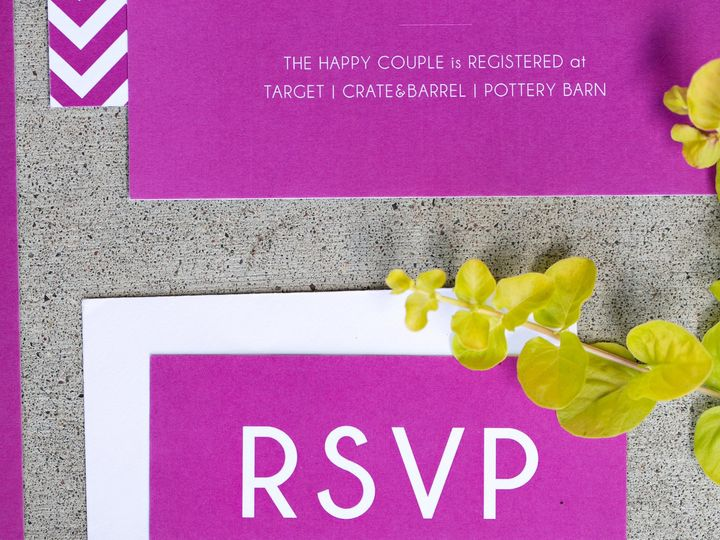 Tmx 1438123400733 Dlvtheinvitationpost39 Forest Lake wedding invitation