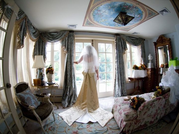 Tmx 1386280543946 Bride Getting Ready In Mc Holicong, PA wedding venue