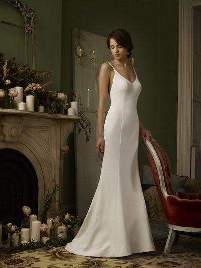 Blush formal bridal salon dress attire baton rouge for Wedding dress baton rouge
