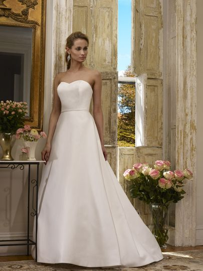 blush formal bridal salon dress attire baton rouge