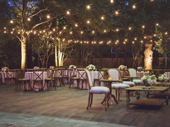 Tmx 1495821271535 Wood Floor Cross Back Chairs Arlington, TX wedding rental
