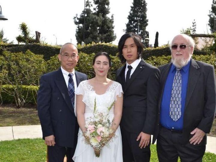 Tmx 1516915523 F2fa1131095d0bcd 1516915522 02eea869d3d52c27 1516915518462 31 17334236 14326672 Canoga Park, CA wedding officiant