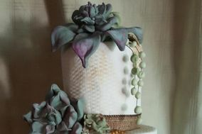 """Julie's Sweet and Simple"" Cake Decor"