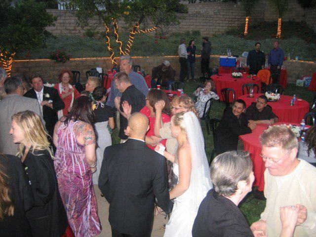 Tmx 1348590270971 JustinandCourtneyWedding5 Palmdale wedding dj
