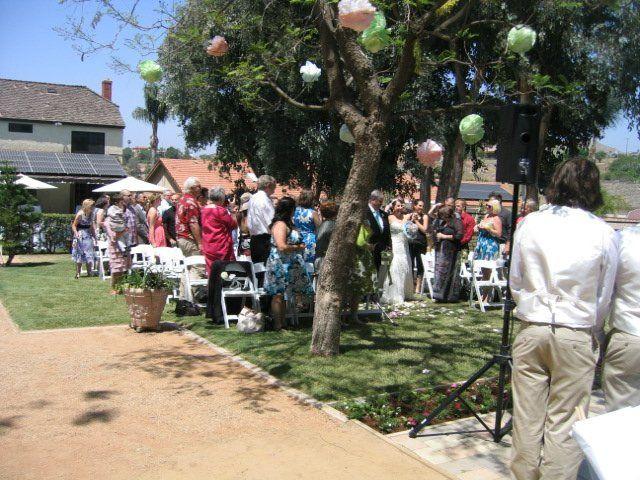 Tmx 1348592823815 WesandSeraWeddingandReception1 Palmdale wedding dj