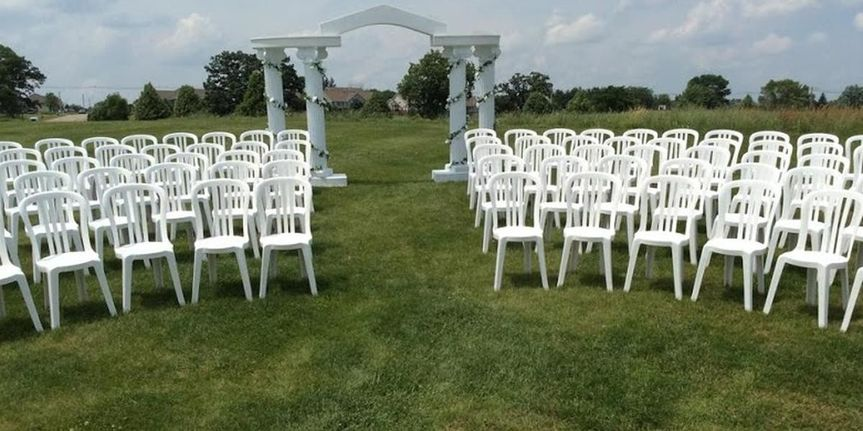 kestrel ridge golf club wedding columbus wi 3 1455