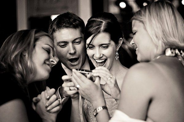 Great laughs at photographs!