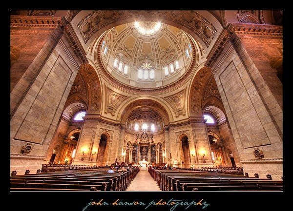 The Basilica of St. Mary's