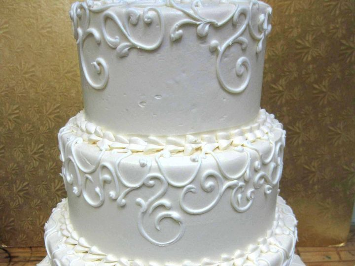 Tmx 1465597012080 B3 Poughkeepsie, New York wedding cake