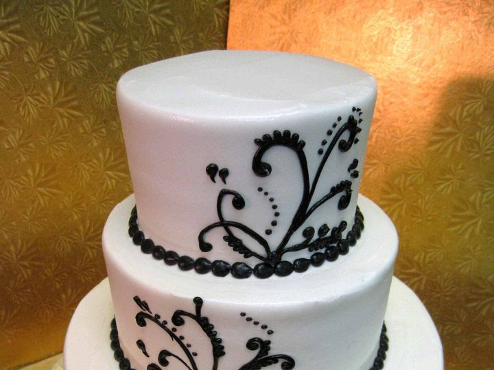 Tmx 1465597041083 B5 Poughkeepsie, New York wedding cake