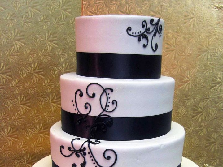 Tmx 1465597106654 B12 Poughkeepsie, New York wedding cake