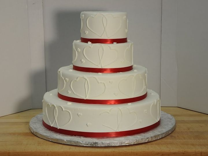 Tmx 1465597148705 B17 Poughkeepsie, New York wedding cake