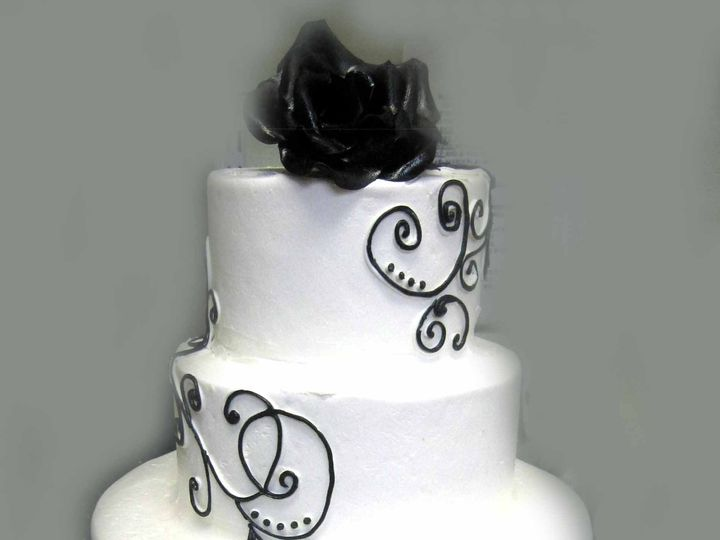 Tmx 1465597212904 B25 Poughkeepsie, New York wedding cake