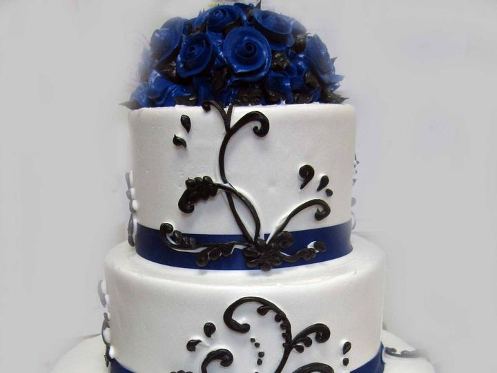 Tmx 1465597223873 B26 Poughkeepsie, New York wedding cake
