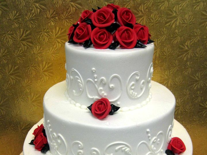 Tmx 1465597236048 B27 Poughkeepsie, New York wedding cake