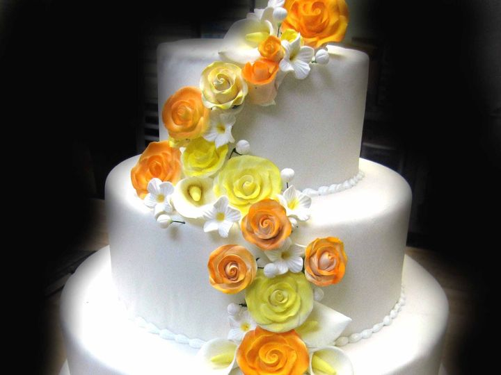 Tmx 1465597291142 B31 Poughkeepsie, New York wedding cake