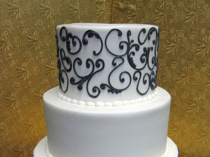 Tmx 1465597318915 B33 Poughkeepsie, New York wedding cake