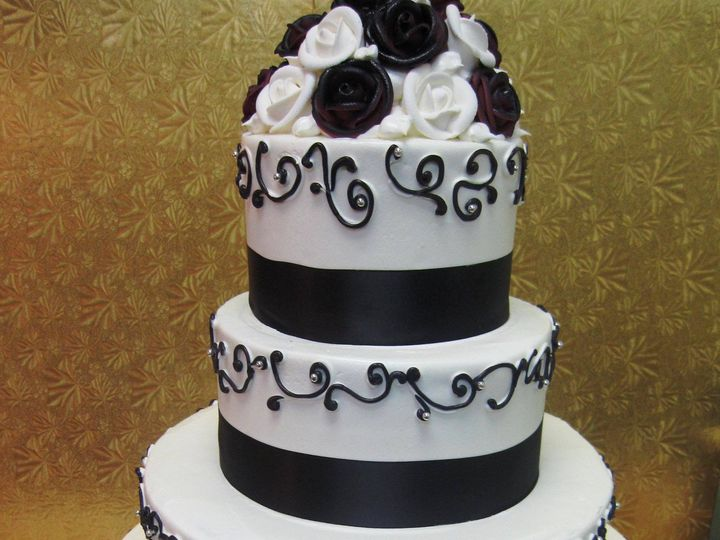 Tmx 1465597356972 B37 Poughkeepsie, New York wedding cake