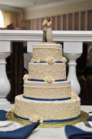Tmx 1465597369652 B38 Poughkeepsie, New York wedding cake