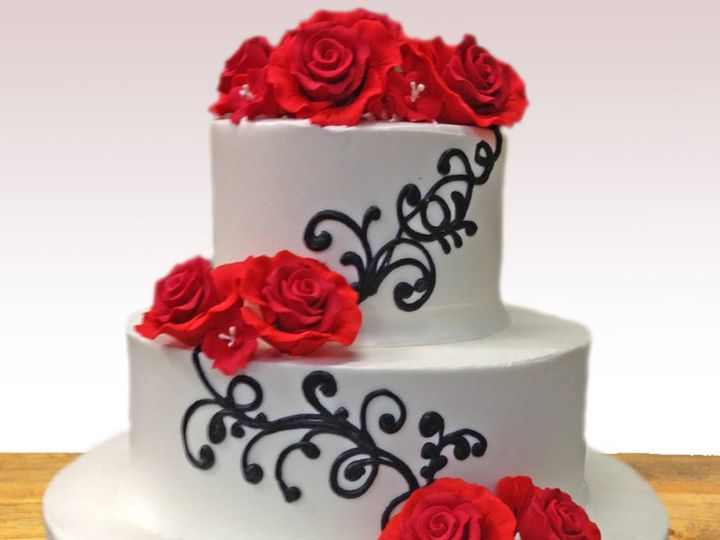 Tmx 1465597372773 B39 Poughkeepsie, New York wedding cake