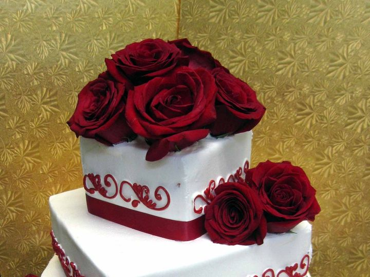 Tmx 1465597441983 B49 Poughkeepsie, New York wedding cake