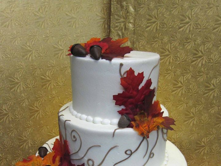 Tmx 1465597454264 B50 Poughkeepsie, New York wedding cake