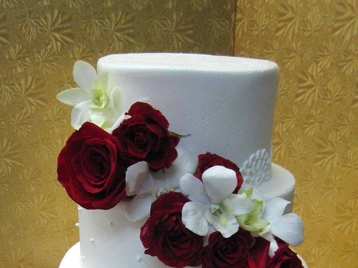 Tmx 1465597467161 B51 Poughkeepsie, New York wedding cake