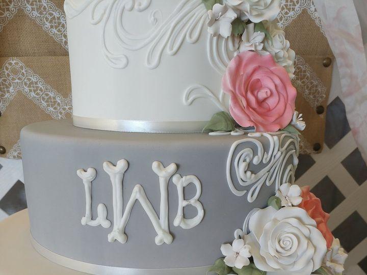 Tmx 1518356182 40ffa9b903aada5d 1518356175 956847d4da91876e 1518356166220 8 20180125 104659 Poughkeepsie, New York wedding cake