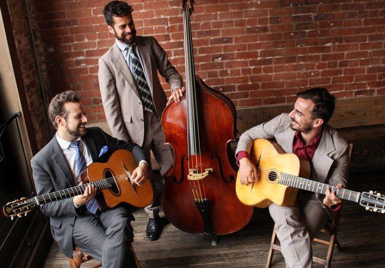 wedding jazz band 004 selena trio sm