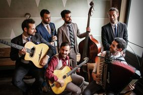 The Bailsmen Jazz Band