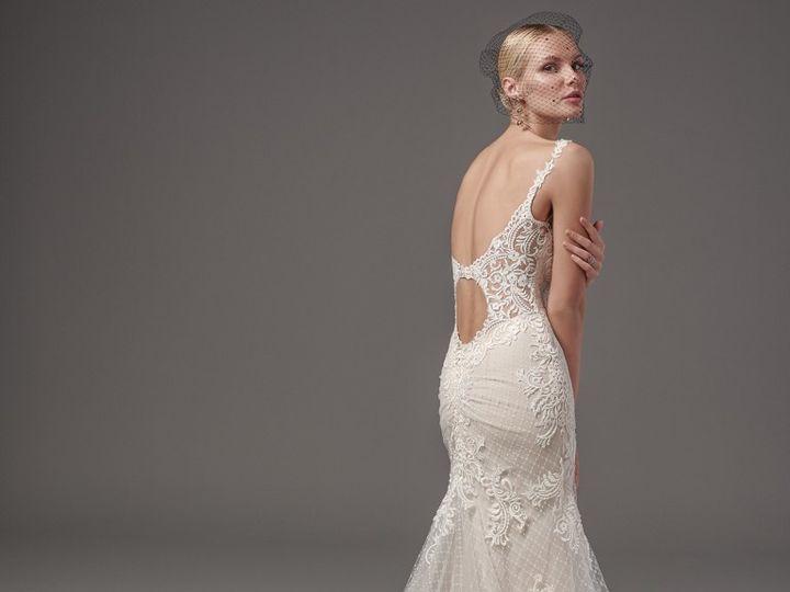 Tmx 1493046682484 Midgley Melrose Leigh Austin, TX wedding dress