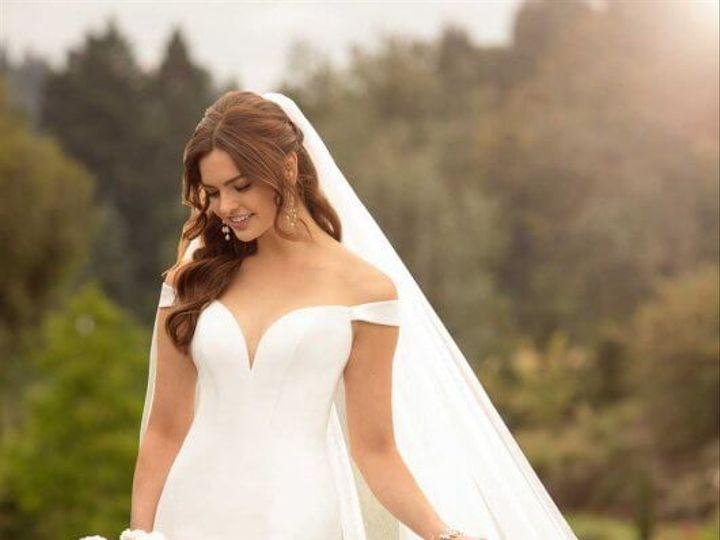 Tmx 1530196725 54c5b22186d405ed 1530196723 7e7e3828da5655df 1530196728740 9 Essense D2477 02 5 Austin, TX wedding dress