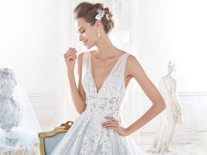 Tmx 1530196734 Ee2aace4e1fcca64 1530196730 Bdd580c09aa344ad 1530196728749 16 Nicole Spose NIAB Austin, TX wedding dress