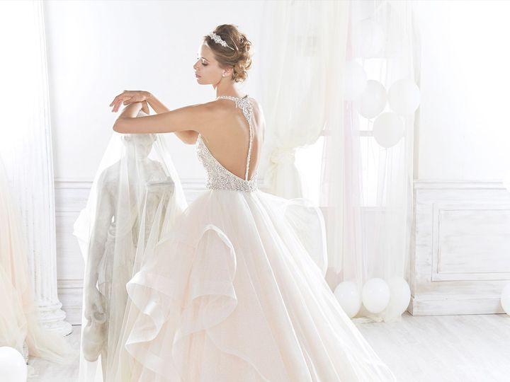 Tmx 1530196734 F92a289168fdc1dd 1530196731 Bd0a25cd3a7f8397 1530196728749 17 Nicole Spose NIAB Austin, TX wedding dress