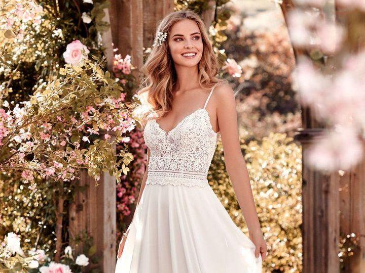Tmx 1530196734 Fe980c3e7b90b230 1530196732 94ac36389e4f3e89 1530196728752 21 Rebecca Ingram We Austin, TX wedding dress