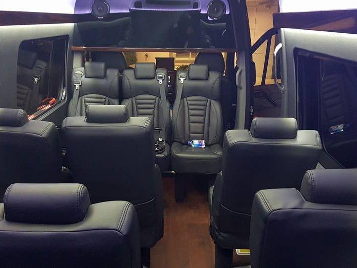 Tmx 1470336009059 Sprinter Interior 1 Brooklyn wedding transportation