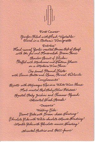 Tmx 1328199108403 Menu6 Cape Cod, MA wedding invitation