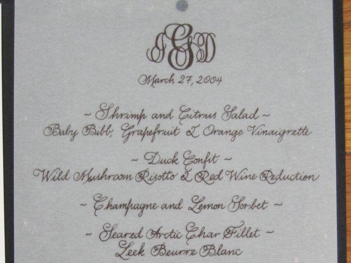 Tmx 1416326436171 Portfolio Pics 008 Cape Cod, MA wedding invitation