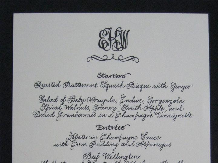Tmx 1416326657337 Portfolio Pics 010 Cape Cod, MA wedding invitation