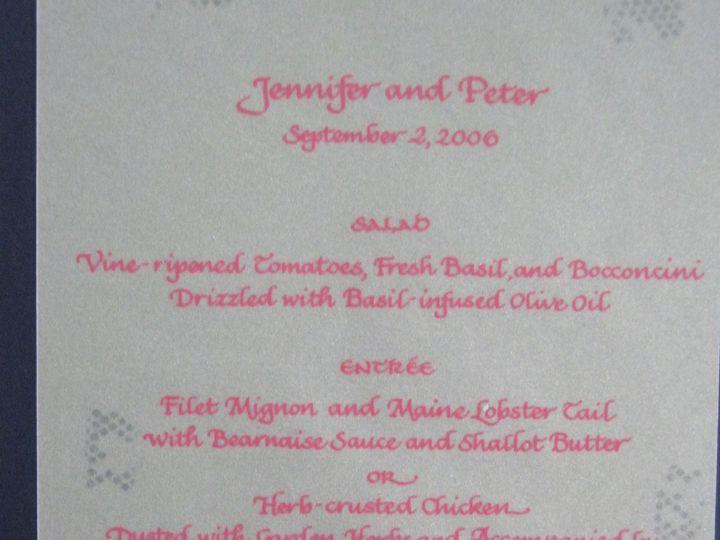 Tmx 1416326714228 Portfolio Pics 011 Cape Cod, MA wedding invitation